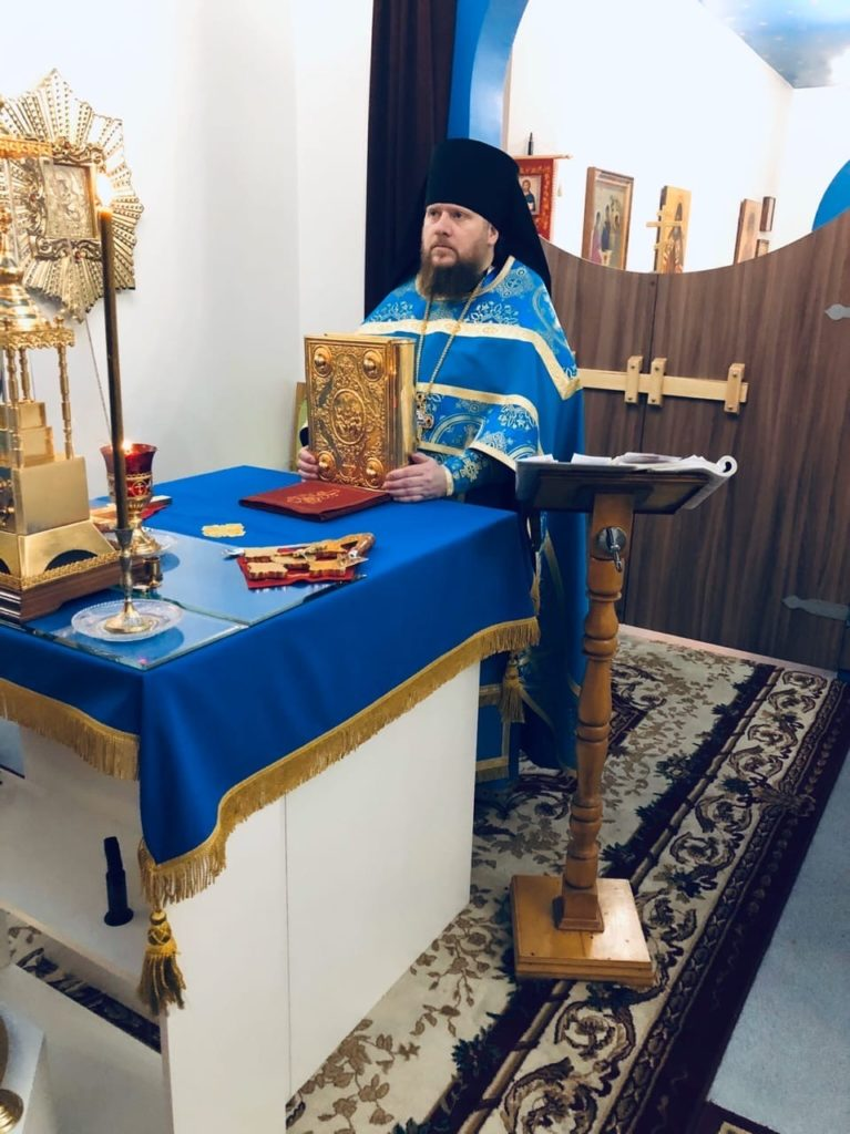 Праздник Введения Богородицы во храм