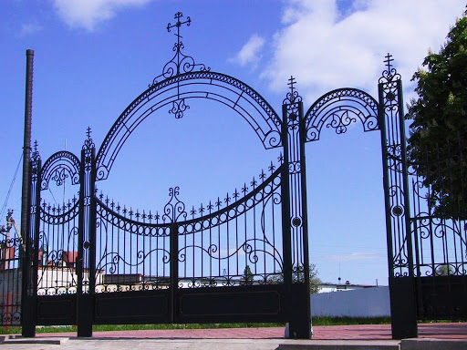 Пожертвование на центральные ворота