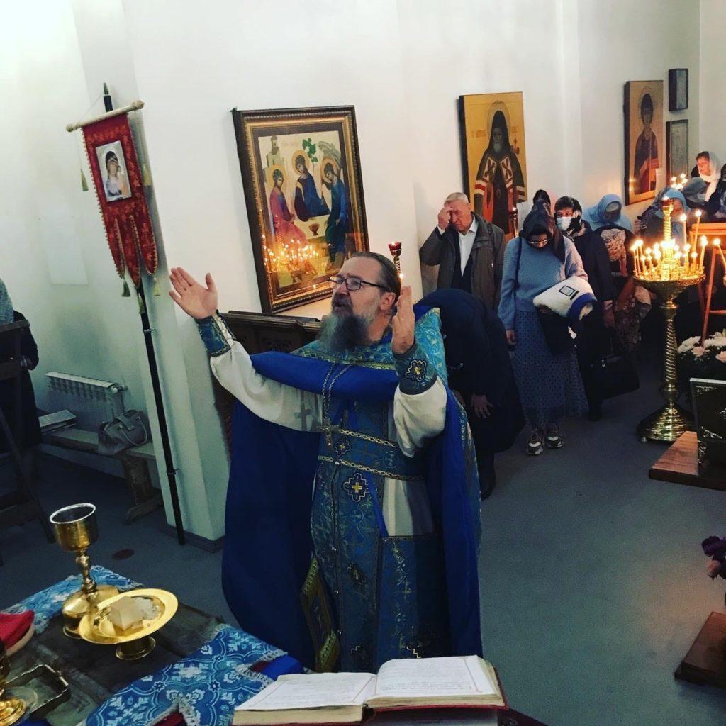 Рождество Пресвятой Богородицы 21.09